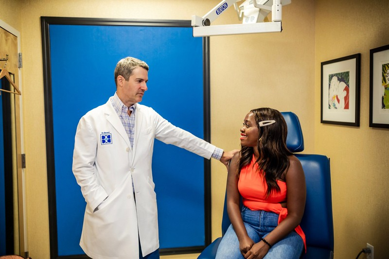 Alicia Tenise Breast Augmentation